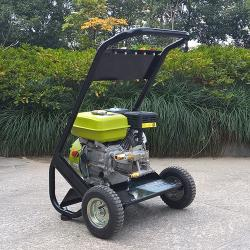 China Manual Push 6.5HP Portable High Pressure Washer / Electric High Pressure Car Washer on sale