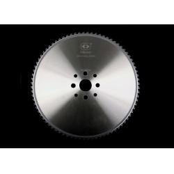 China 80 tooth Metal Cutting circular Saw Blade to cut steel , Japanese Cermet tipped on sale