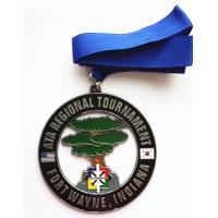 ATA REGIONAL tournament zinc alloy metal medal