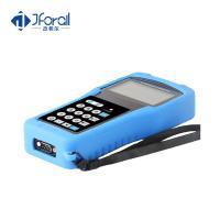 Waterproof Handheld Ultrasonic Water Flow Meter Built In Rechargeable Battery