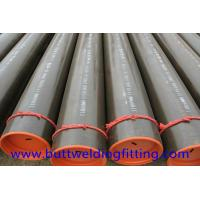 3 / 4 SCH.XS API Carbon steel Pipe for petroleum cracking , mild steel tube