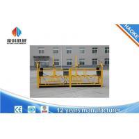220v / 60Hz Single Phase Rope Suspended Platform ZLP500 ZLP630 ZLP800 ZLP1000
