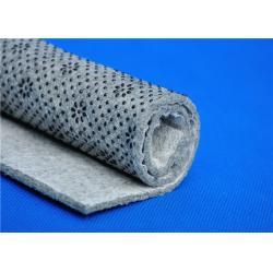 China Nonwoven Carpet Underlay Needle Punch Felt Laying Cloth with Spunlace Coated on sale