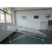 Unique Mounting SolutionGround Mount Solar Racking Systems Professional Installation Option