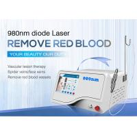 30W 980 nm Diode Laser Blood Vessel / Nail Fungus / Vascular Removal Machine
