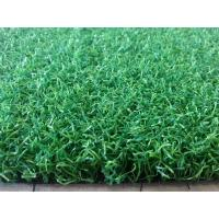 Nylon Curly Yarn Bicolor Hockey Artificial Grass Turf 10mm Height