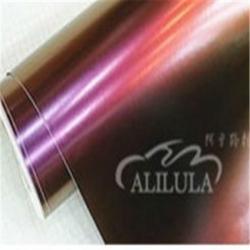 China Fashion mirror silver chrome vinyl car wrap chrome sticker for cars on sale