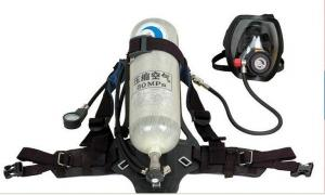 China SCBA self-contained air breathing apparatus MED standard supplier
