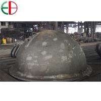 EB3020 Type Heat - Resistant Steel Casting Parts Iron Melting Kettles