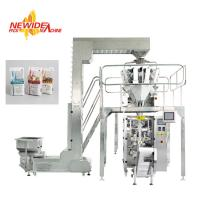 Automatic High Speed Food Granular Packaging Machine For Grain / Beans