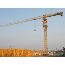 China Mingwei topless tower crane  QTZ63(PT5011) on sale