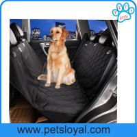Amazon Ebay Hot Sale Pet Product Supply Dog Car Seat Cover Accessories China Factory