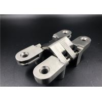 Casting Solid SS 304 Heavy duty Invisible Hinge Fireproof Self Closing Soss Hinges