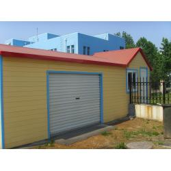 China Wood Plastic Composite House / Garage / Warehouse for WPC Construction on sale