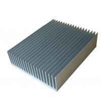 Extruded Aluminum Heatsinks ,6061 / 6005 Aluminum Extrusion Heatsink For Solar PV Products