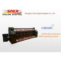 Dye Sublimation Flag Digital Textile Printing Machine for Indoor And Outdoor Poster