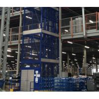 2800kg Warehouse electric guide rail lift with 3-6m/min Lift speed