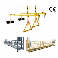 Rope Steel Suspended Window Cleaning Platform