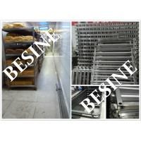 stainless steel 304 food Grade oven racks ,trays trolleys , steel food racks ,bakery   trolleys for bread production