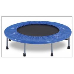 China Mini Children Trampoline for Kids Center Small Size Folding Protable Indoor/Outdoor Round Trampoline on sale