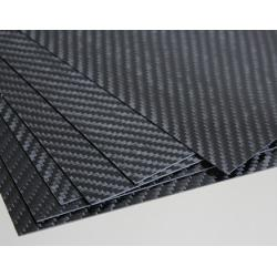China High quality of Glossy finished carbon fiber sheet for Rc plane on sale