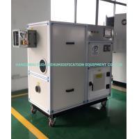 Rotary Wheel Industrial Desiccant Dehumidifier