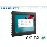 15 Magnesium industrial touch panel pc with 5 wire Resistive Touch Screen