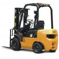 Hangcha Seat Diesel Engine Forklift Truck 1.5 Ton Capacity 500mm Load Center