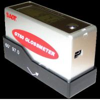 SADT Brand New Smallest digital Gloss Meter GT60N with 0-1999Gu Measuring range and PC software