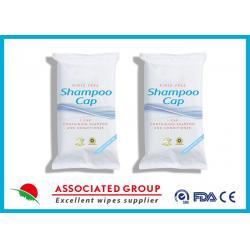 China Comfort Rinse Free Shampoo Cap Alcohol Free Shampoo And ConditionerCap on sale