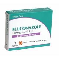 Fluconazole 150mg Capsule Treatment Of Vaginal Thrush , Hard Gelatin Capsules Oral Antifungal Medicine / Drugs