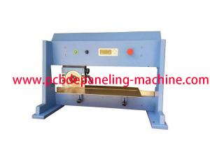 Automatic PCB Depaneling Router For PCB 30 Angle Degree V Cut Line Angle