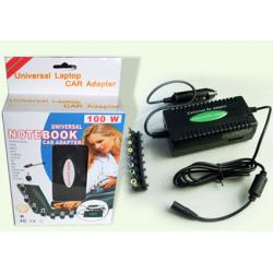 China Laptops Car DC 11 – 14 V 100w Universal Power Charger Universal Laptop AC Adaptor on sale