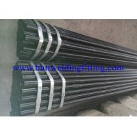 ASTM A53 Gr.B LSAW SSAW Weld Steel Tubing API 5L Seamless Pipe for Water , Gas
