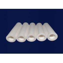 China Industrial Alumina Zirconia Ceramic Pipe Insulation Heat Resistant on sale