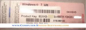 Product Key Win 7 Ultimate 32 Bit 9