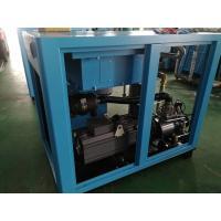OEM Air Compressor Screw Type / High Efficiency Oil Injected Screw Compressor