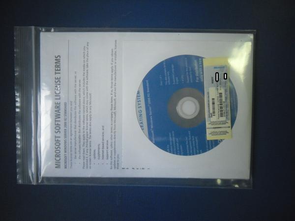 Dell Windows Server 2008 R2 Standard Oem Fullset Genuine