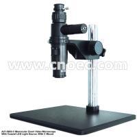 Stereo Optical Microscope Monocular Zoom Video Microscope A21.0902