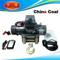 12V electric self recovery winch