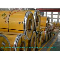 Inox 316L 316Ti Pipe Stainless Steel Coils with ASTM A240 JIS SUS EN 1.4404 1.4571 Standard