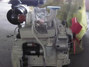China 20KW Marine Generator Diesel Engines , Cummins 4BT 3.9 Turbo Diesel Engine supplier