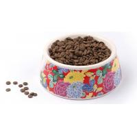 Portable Eco Friendly Dog Products Food Water Bowl Ceramic Drink Dispenser Feeder