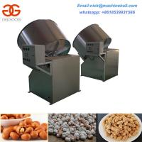 Commercial Nuts Coating Machine|Peanut Coating Equipment Price|Factory Coating Machine Price