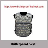 Wholesale China NIJ IIIA UHMWPE Protective Molle Bulletproof Vest