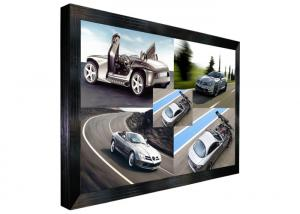 1920 X 1080 Widescreen Cctv Display Monitors , 32 Inch Hdmi Cctv Monitor  With BNC For Security Surveillance