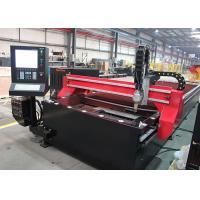 Auto Gas Source CNC Plasma Cutting Machine Plasma Steel Cutter Perfect Parallel Movement