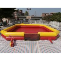Inflatable Bumper Ball court with Commerical Grade PVC Tarpaulin