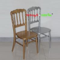 Wholesale Cheap China Solid Wood Wedding Hotel Wood Napoleon Chair