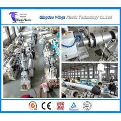 China PE - RT Floor Heating Tube Making Machine / Production Line / Extruder Facility on sale